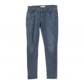 Levi´s Dark Blue Demi Curve Pants