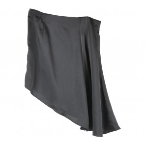 Krom Collective Black Fit and Flare Skirt