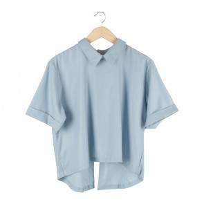 Krom Collective Blue Sally Shirt