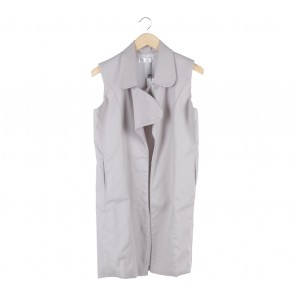 Krom Collective Grey Karen Vest