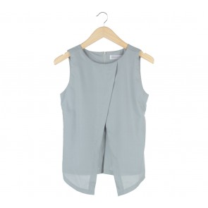 Krom Collective Grey Olivia Sleeveless