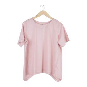 Krom Collective Pink Sasha Blouse