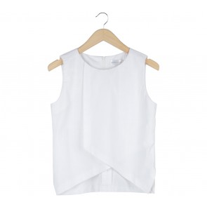 Krom Collective White Winna Sleeveless