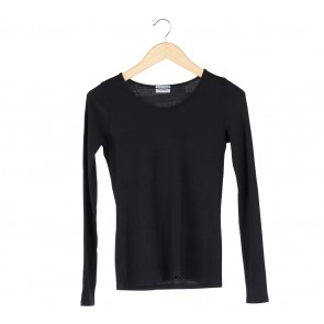 Trussardi Black T-Shirt