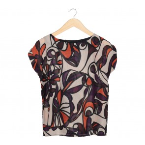 Shop At Velvet Multi Colour Blouse
