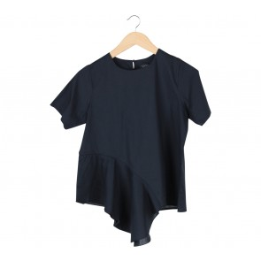 VOW Dark Blue Blouse