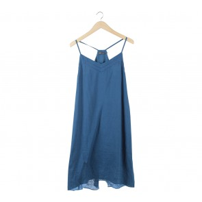 GAP Blue Midi Dress