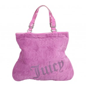 Juicy Couture Purple Tote Bag