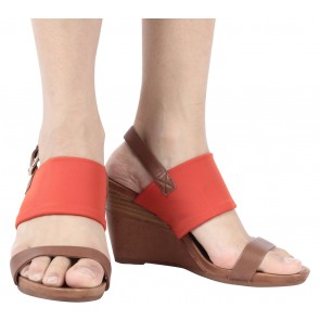 Staccato Orange Wedges