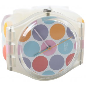 Swatch Multi Colour Watch