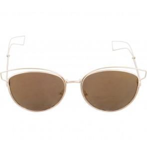 Pomelo. Gold Sunglasses