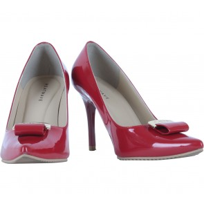 Heatwave Red Lilyann Pumps Heels