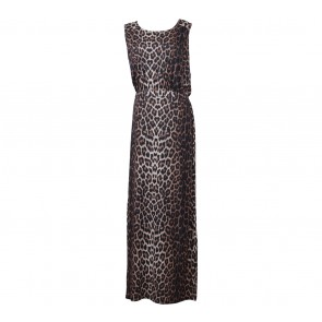 Dorothy Perkins Multi Colour Animal Print Long Dress