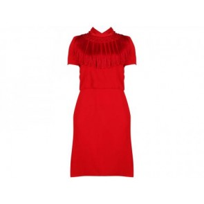 Altuzarra Red Midi Dress