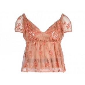 Biyan Peach Shirt