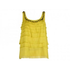 DKNY Yellow Shirt