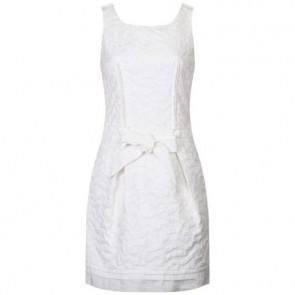 Louis Vuitton White Midi Dress