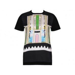 Mary Katrantzou Black Shirt