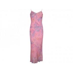 Max Mara Pink Midi Dress