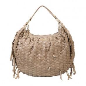 Miu Miu Brown Shoulder Bag