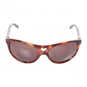 Moschino Brown Sunglasses