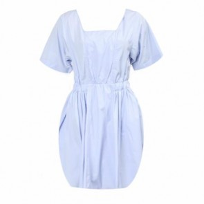 Nina Ricci Blue Midi Dress