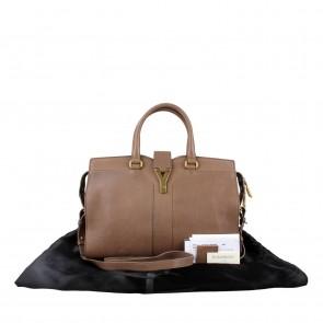 Saint Laurent Brown Tote Bag