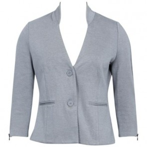 T by Alexander Wang Grey Blazer