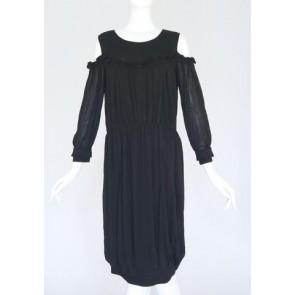 YSL  Midi Dress