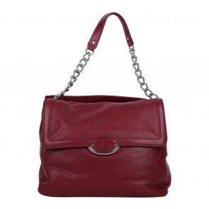 Oroton Maroon Shoulder Bag