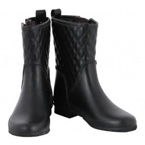 Massimo Dutti Black Boots