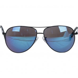 Fossil Black And Blue Sunglasses
