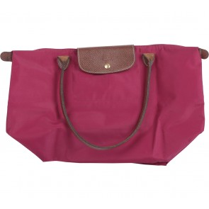 Longchamp Pink Le Pliage  Tote Bag