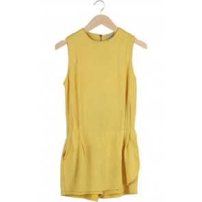 Yellow Pocket Jumpsuit