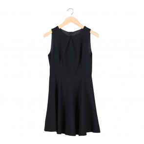 Zara Black Midi Dress