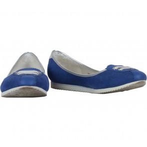 Charles and Keith Blue Flats
