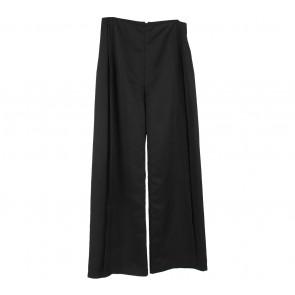 Auria Black Culottes Pants