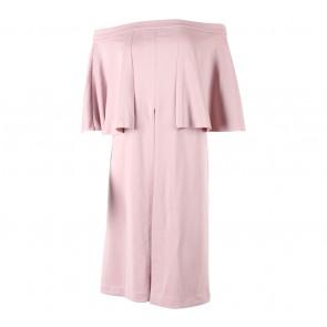 Duma Pink Slit Blouse