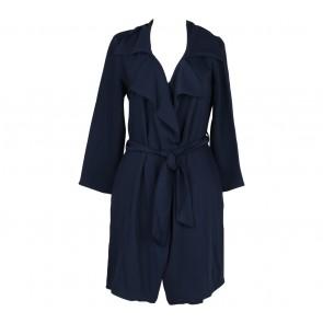 Love + Flair Dark Blue Outerwear