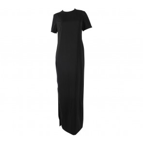 Love, Bonito Black Slit Long Dress