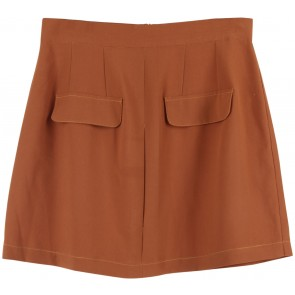 Picnic Orange Skirt