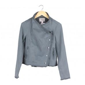 Forever 21 Grey Washed Jaket