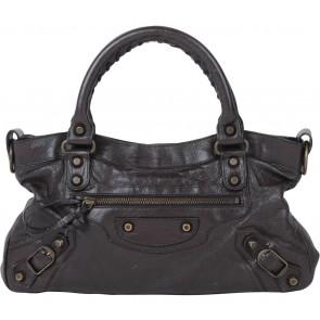 Balenciaga Brown Handbag