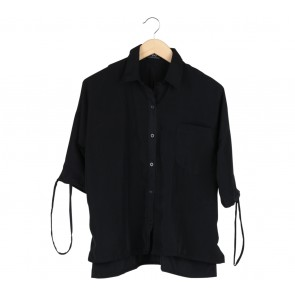 Label Eight Black Shirt