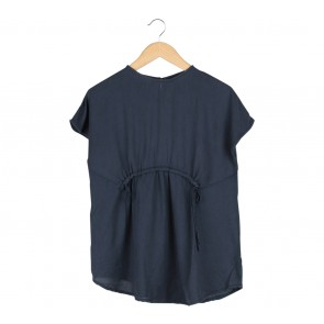 Noki Dark Grey Blouse