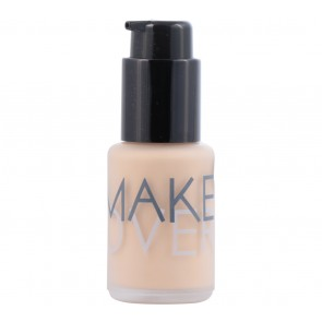 Makeover  Ultra Cover Liquid Matt Foundation - 08 Pearl Faces