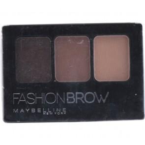 Maybelline  Dark Brown 3D Brow & Nose Palette Sets and Palette
