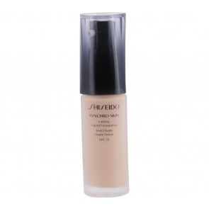Shiseido  Rose 3 Synchro Skin Lasting Liquid Foundation Faces