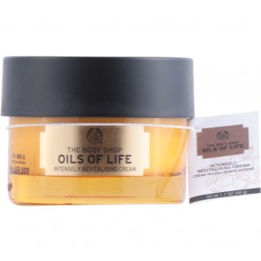 The Body Shop  Oils Of Life - Intensely Revitalising Cream Skin Care