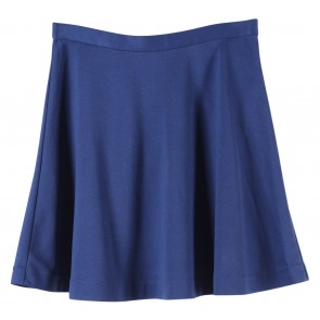 UNIQLO Blue Skirt